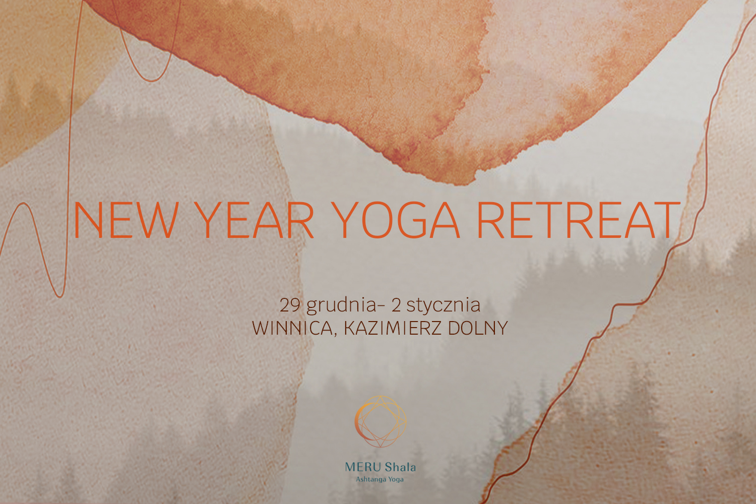 NEW YEAR • YOGA RETREAT